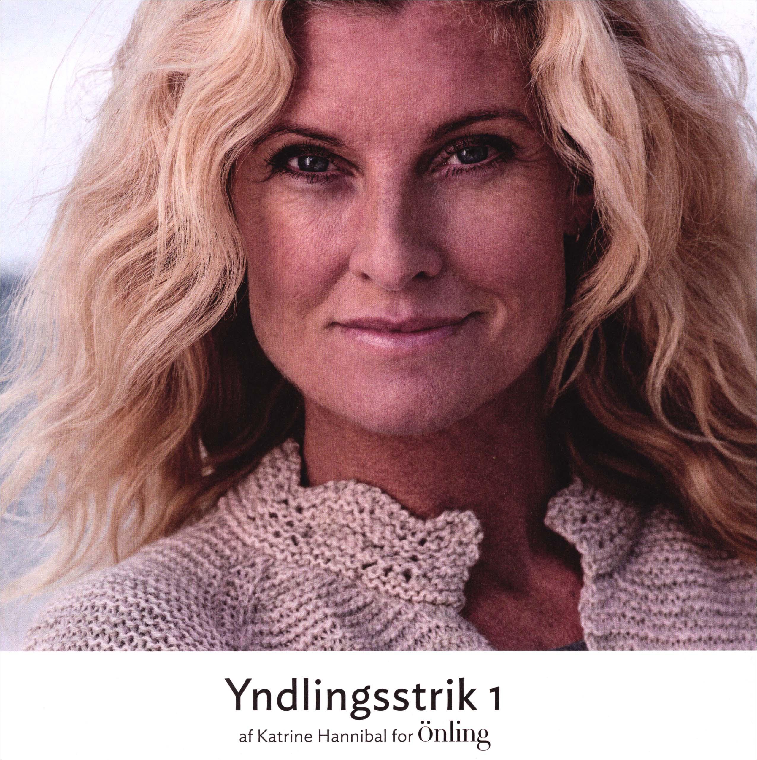 Image of   Yndlingsstrik 1 - Hæftet