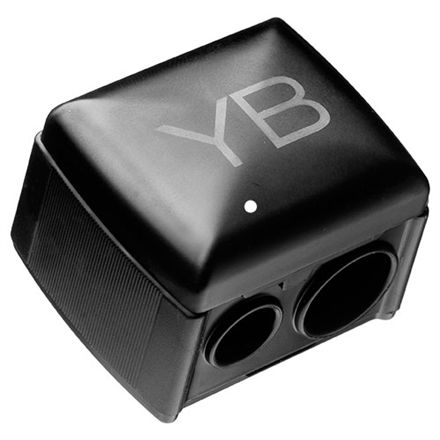 Youngblood Duo Pencil Sharpener Spidser til små og store blyanter