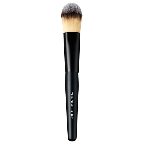 Billede af Youngblood Luxurious Brush For Liquid Foundation