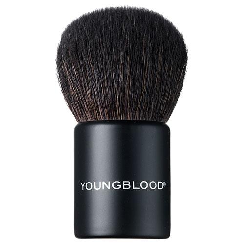 Youngblood Natural Hair Brush Large Kabuki