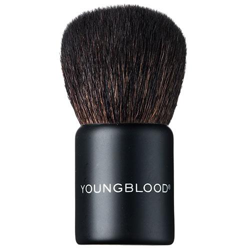 Youngblood Natural Hair Brush Small Kabuki