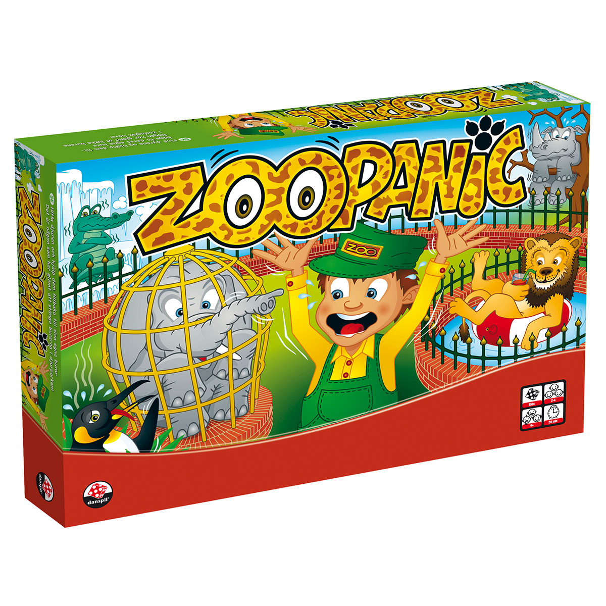 Image of   Zoopanic