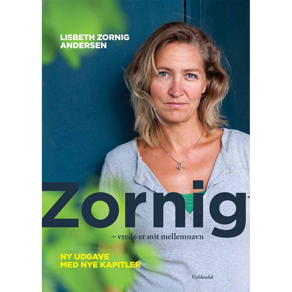 Zornig - vrede er mit mellemnavn - Hæftet